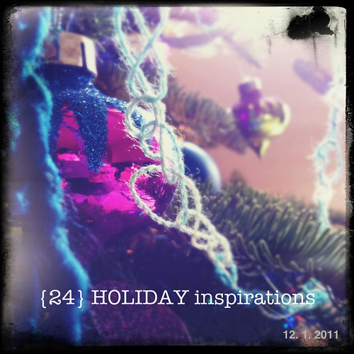 {24} HOLIDAY inspirations