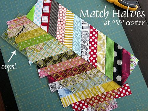 11 - match halves