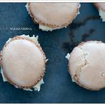 2. almond macaroons
