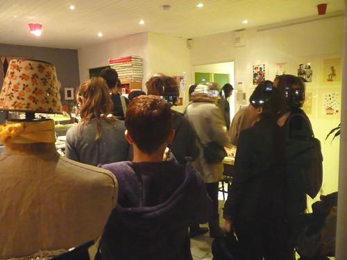 Notre Fil Rouge Exhibition by la casa a pois