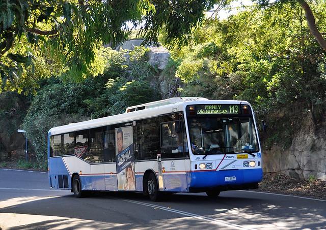 sydney bus 144 - photo#7