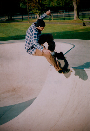 Dan Cates - Ollies Hip in Bowl - Newbury
