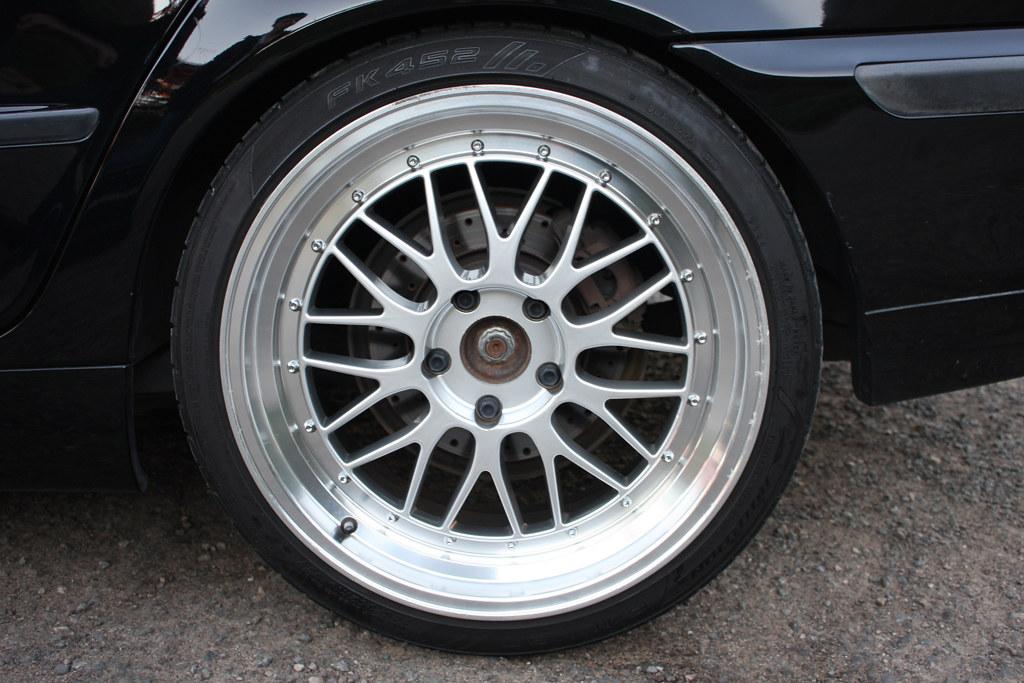 left rear rim