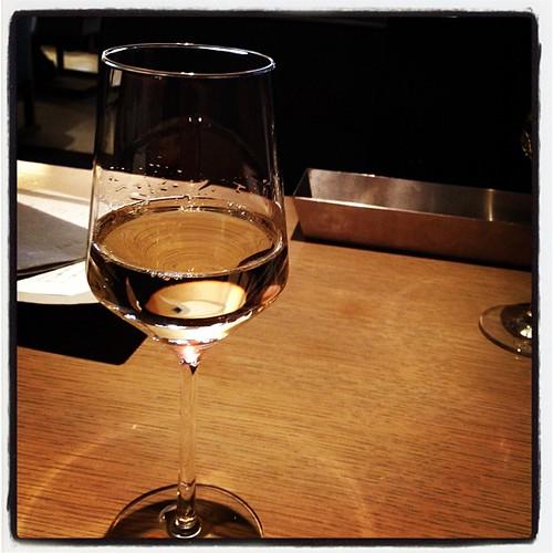 ついついワインを。。