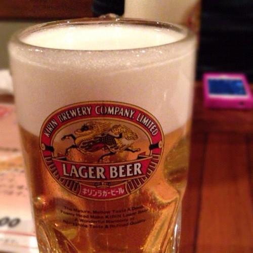 ビールを求めて三軒目。