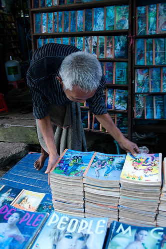 6451665777 35e78756ef Impresiones de Birmania (2): Economía