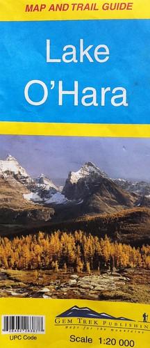 Lake O'Hara trail guide