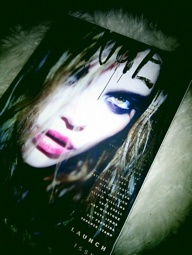 Hunger Magazine - Why Haven't You Got Yours Yet?