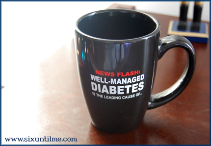 Well-managed diabetes is the leading cause ...
