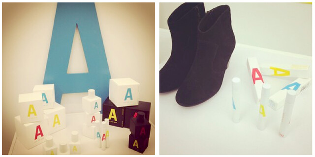 A is for Aldo