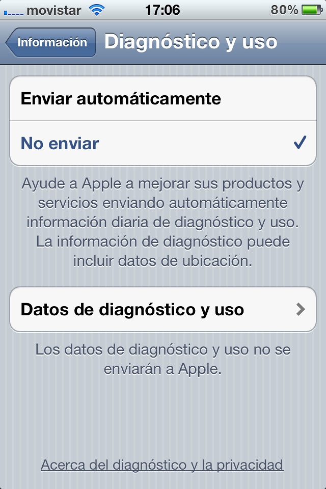 Captura iphone