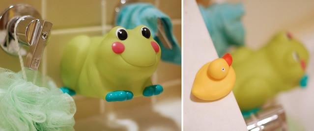 bathroom toys