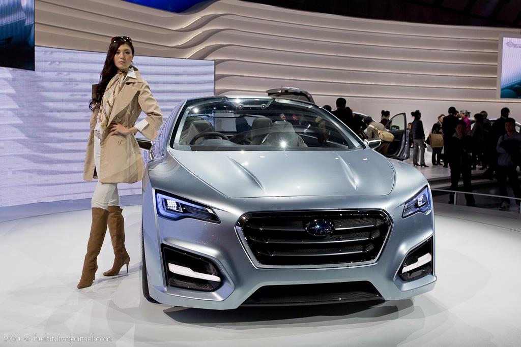 Motor Show - Subaru 3