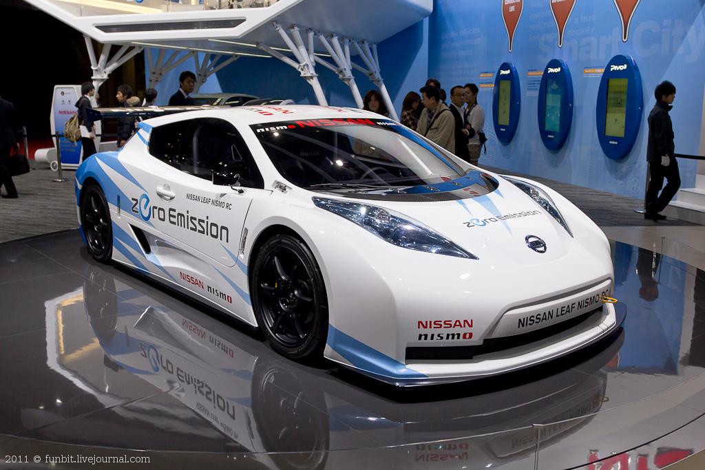 Motor Show - Nissan Speedy