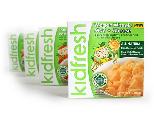 Kidfresh Meals_Healthy Kids Meals_4 packs