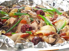 Chinese Steamed Herbal Chicken