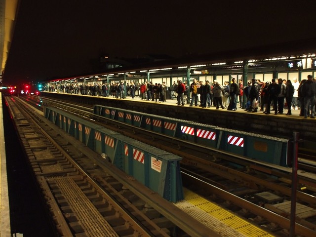 offentlig transport new york