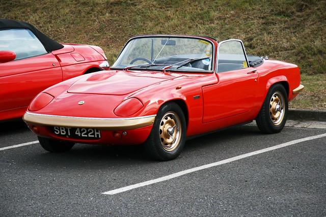 1969 Lotus Elan Classic Automobiles