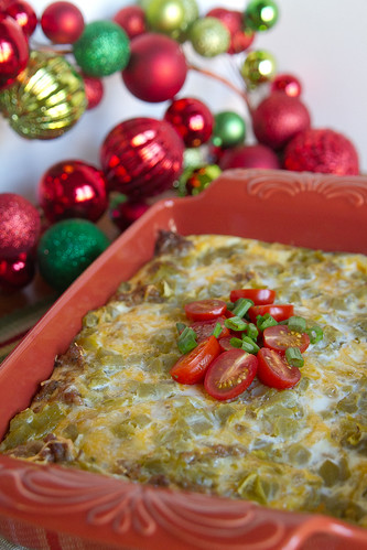 Southwest Breakfast Casserole-001