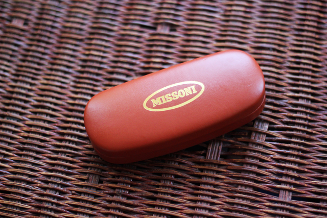 missoni glasses case