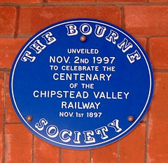 Photo of Blue plaque number 8300