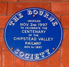 Photo of Blue plaque № 8300