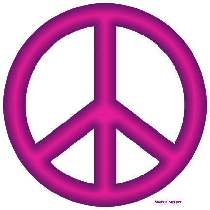 Peace Sign Gif Animation