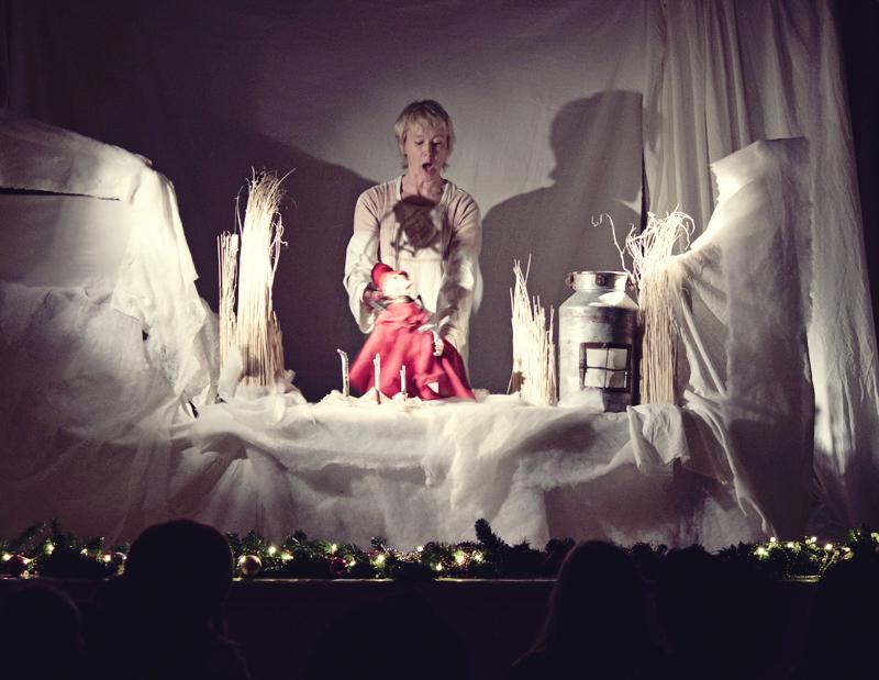 Teatrillo de Navidad