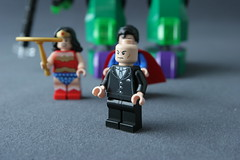 6862 Superman vs Power Armor Lex - Lex Luthor 1