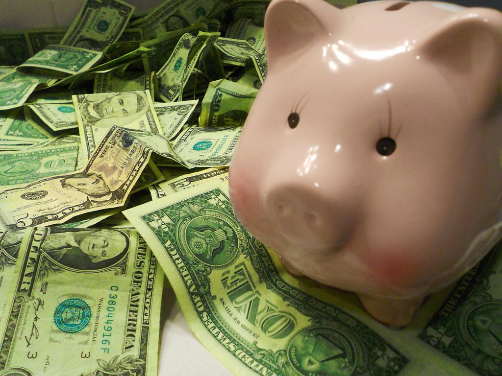 My World: Saving Money