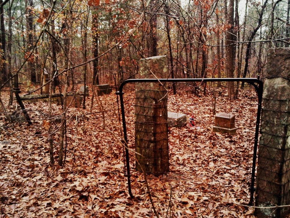 Mullins Cemetery, Meriwether County, Ga