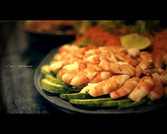 prawn salad i
