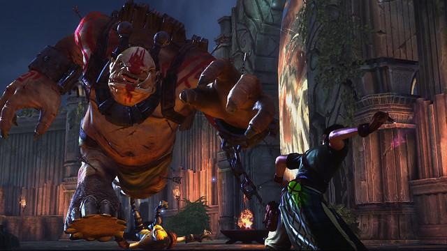Sorcery for PS3: Troll