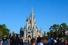 place of worship(0.0), resort(0.0), park(0.0), world(1.0), walt disney world(1.0), tourism(1.0), recreation(1.0), outdoor recreation(1.0), landmark(1.0), vacation(1.0), town square(1.0), plaza(1.0), amusement park(1.0),