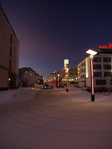 contacto con Rovaniemi