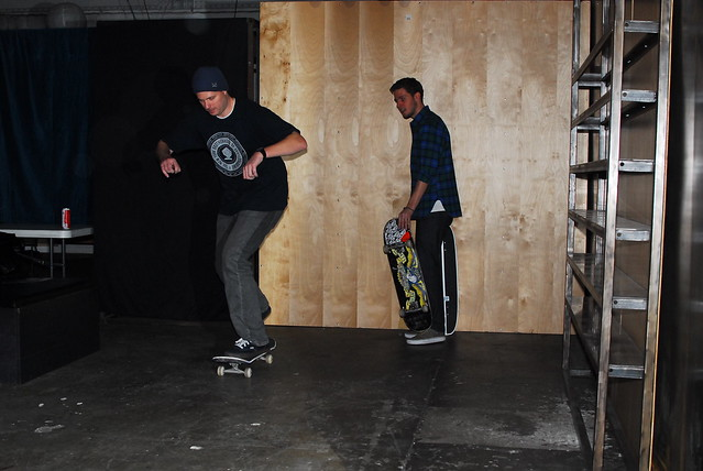 Skate Night at KCDC by Meik!