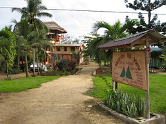 typical belize hotel