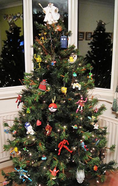 árbol navideño freak