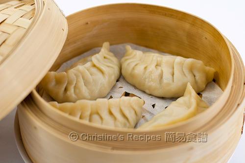 五彩蔬菜蒸餃 Steamed Vegetable Dumplings02