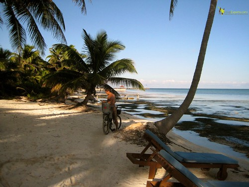 ambergris caye how to get there