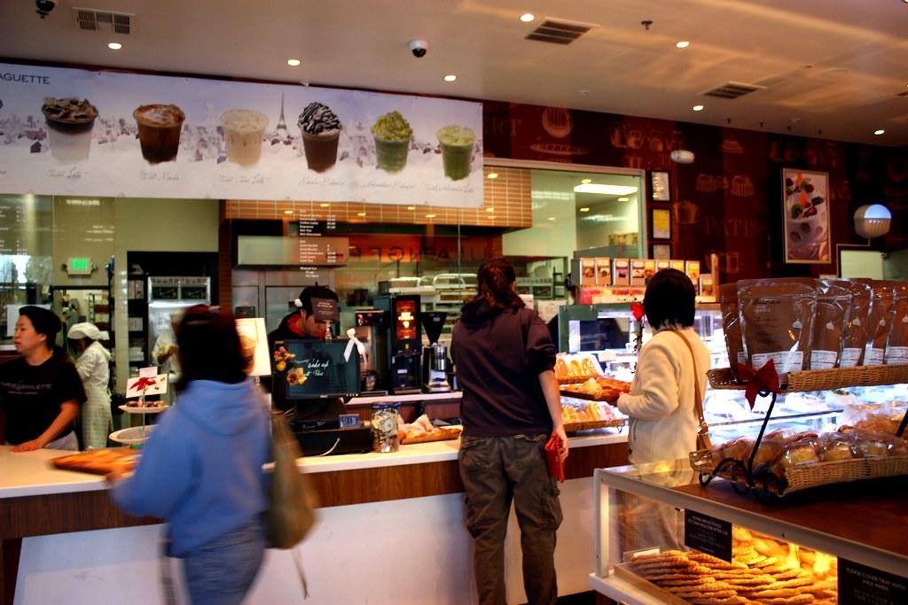 Paris Pastries Bakery Cafe Rancho Cucamonga Ca