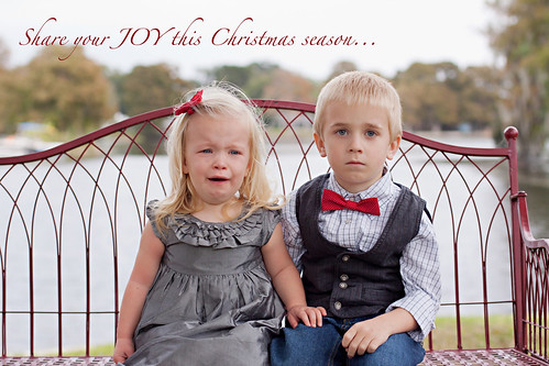 Christmas Card 2011 Back