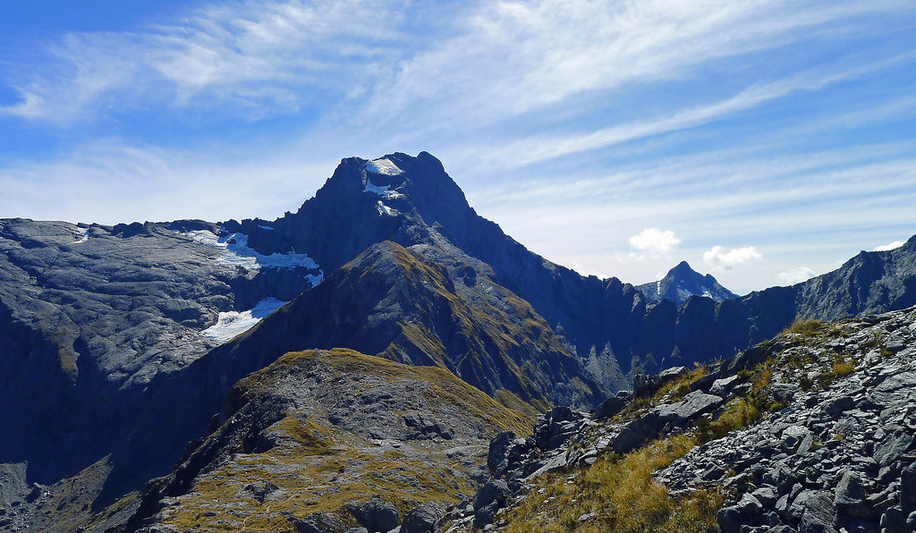 Gillespie Pass; Mt Aspiring National Park