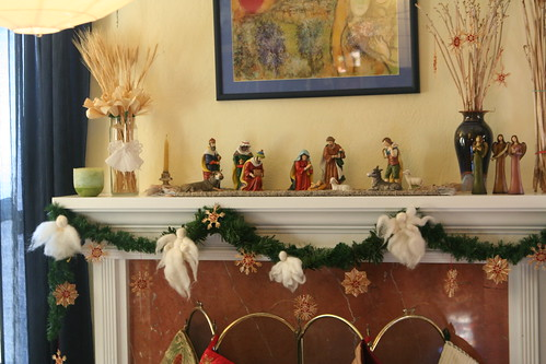 My Mantle
