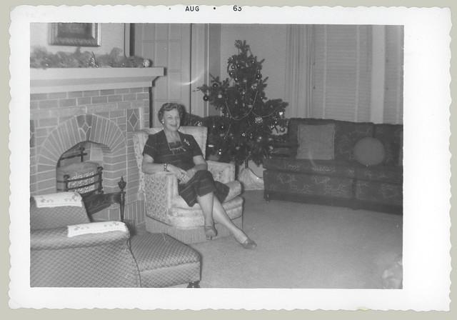Mom and Christmas