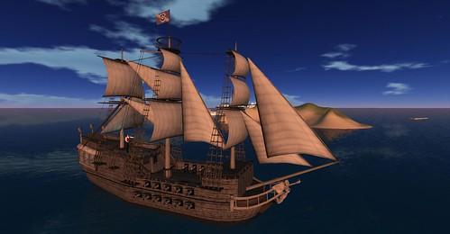 TSS Black Pearl