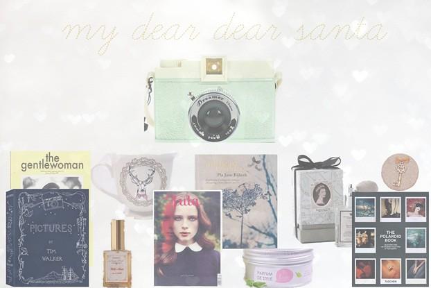 dear dear santa