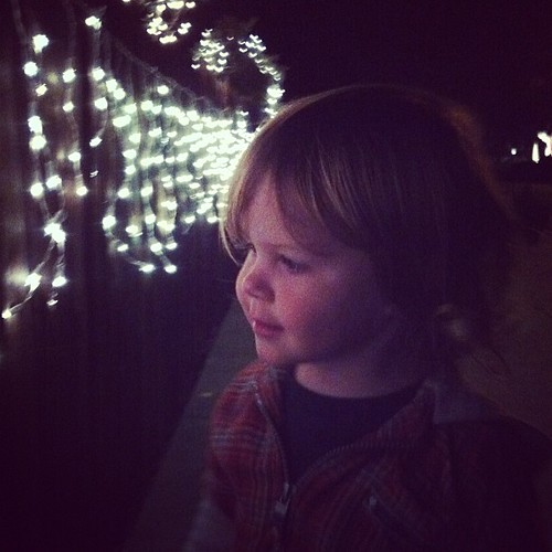 Looking at lights 2