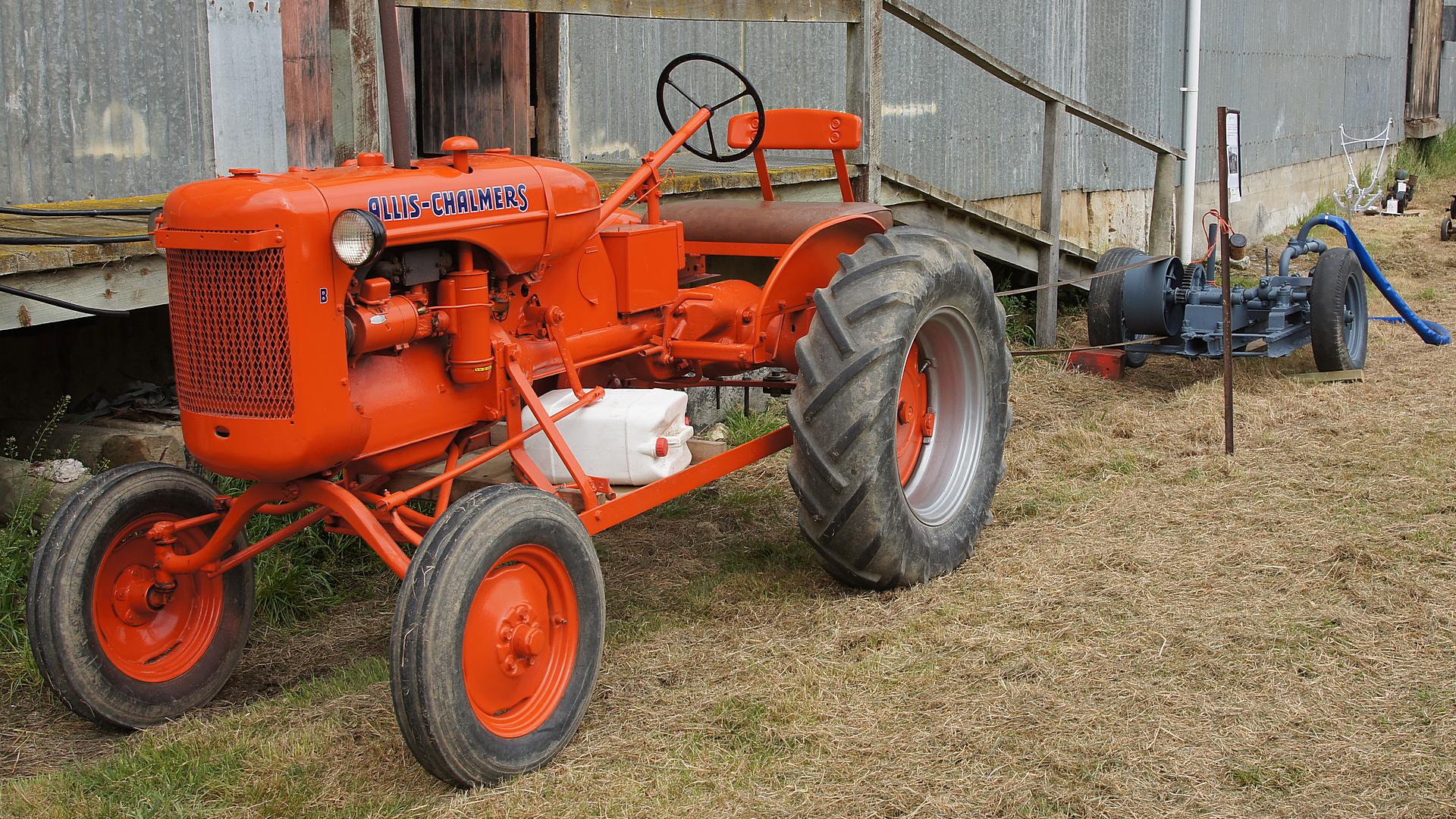 Allis-Chalmers Tractors Farm Tractor Color History : ❶Browse ...
