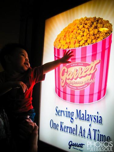 KLCC Garret Popcorn